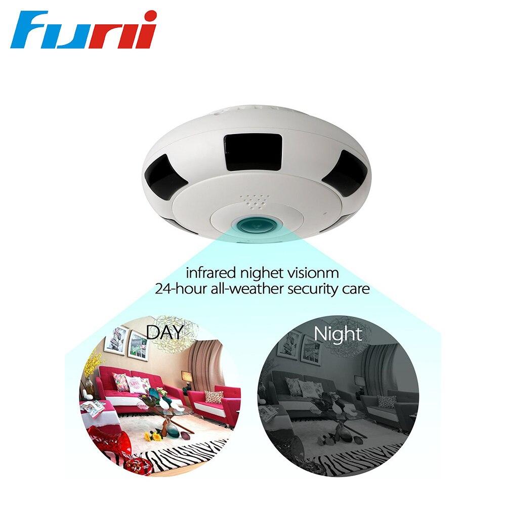 Funi Wifi Camera 1080P HD Wireless Security Night Vision Ausio Video Surveillance camera Baby Monitor 1080P IP Camera<br>