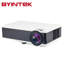 Home Theater Best 1080P Portable BYINTEK ML217 Cheap China Digital HDMI USB Pico LCD LED Video Mini Projector Beamer Proyector