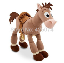 Toy Story Bullseye Horse Stuffed Animals For Girls Boys 22CM Kids Plush Toys Children Gifts(China)