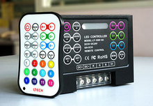 LT-3500-6A;LED RGB Music Controller;DC5-24V input;max 6A*3channel output(China)
