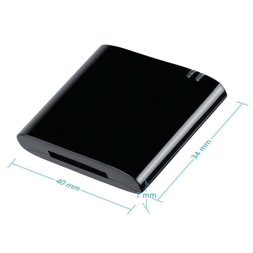Tragbares Audio & Video Unterhaltungselektronik Bluetooth A2dp Stereo Musik Empfänger Drahtlose 30 Pin Audio Adapter Für Yamaha Tsx130 Tsx70 Pdx13 30 Pin Lautsprecher Dock Connector PüNktliches Timing