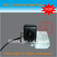 Free Shipping Camera Car Rear View Camera With 4 LED CCD HD Camera For Ford Kuga / Escape 2013(China)