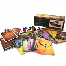 Updated version Dixit 4+5+6+7 with wooden bunny 336 cards colorful box original voting board cards game board game