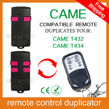 Universal RF Remote Control Duplicator for Garage Door CAME T432 /  T434