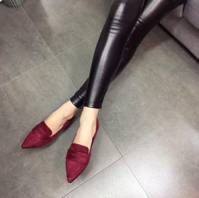 fashion  Womens shoes comfortable flat shoes  New arrival -629-72 Ballet Flats shoes large size shoes Women  flats<br><br>Aliexpress