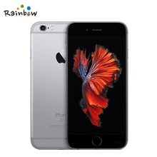 Original Apple iPhone 6s 4G LTE IOS Cellphone Dual Core 2GB RAM 4.7 inch Screen with 12MP Camera(China)
