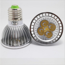 Par20 Led Lamp E27 E14 GU10 MR16 B22 Dimmable 5x3W 15W Spotlight Led Light Led Bulbs 85V-265V 110V 220V 12V