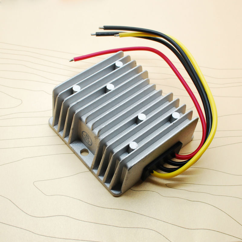 DC DC Boost Converter Voltage Regulator 240W/5A 24V to 48V<br>