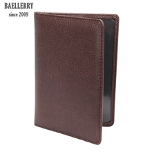 2017 hot men's passport cover for traveling documents, women's credit card holder for visiting cards and travel passport holder(China)
