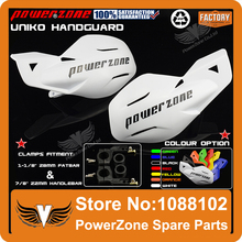 MX UNIKO Handguards Motorcycle Motorcross Dirt Bike ATV Handlebar Guards Fit IRBIS CRF YZF KXF SXF WRF RMZ  Fat Bar