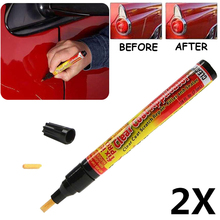 2X Fix It Pro Auto Smart Paint Car Scratch Repair Remover Painting Pen Clear Applicator Easy High Quality