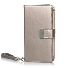 Ringcall For Apple Iphone 4 4S 5 5S 5C 6 6S 7 7S Plus With PU Leather For Women Girls Bags 4 Color For Choose Phone Wallet Case