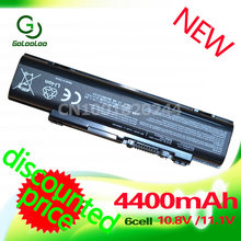 Golooloo 4400mAh New  6Cell Laptop Battery for Toshiba PA3757U-1BRS PABAS213 Qosmio F60 F750 F755 Series + Mail Free