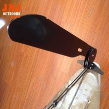 kayak fins/canoe fins with nylon fin and stainless steel base holder