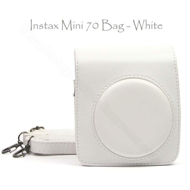 classic bag - white