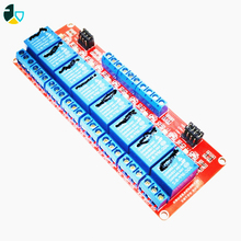 Buy High/Low level trigger 8 channel relay control panel PLC relay 24V module arduino hot sale stock.8 road 24V Relay Module for $8.18 in AliExpress store