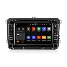 2 two din gps Quad Core android 5.1 car dvd player TV For VW Skoda POLO GOLF 5 6 PASSAT B6 CC JETTA TIGUAN TOURAN Fabia Caddy