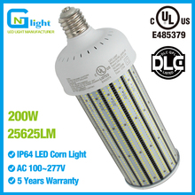 135 Lumens Per Watt UL Listing 200 Watt PC Cover Mogul Base Led Corn Bulbs Convert to 1000 Watt HPS Light Bulb(China)