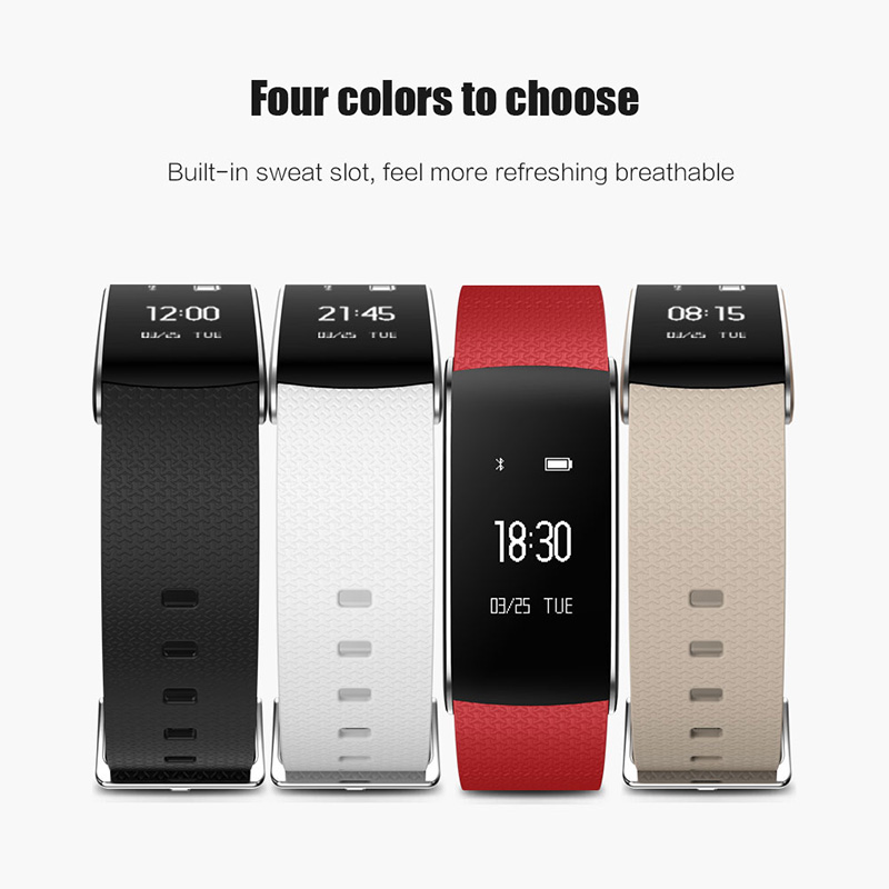 A86 Smartband Heart Rate Blood Pressure Watches Pulse Monitor Smart Band Fitness Bracelet Activity Tracker Wristband Pedometer 20