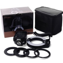 Yongnuo YN-14EX TTL Macro Ring Lite Flash Speedlite Light for Canon 5D Mark II 5D Mark III 6D 7D 60D 70D 700D 650D 600D