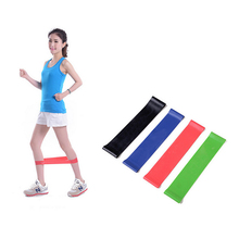 Hot 4 Levels Resistance Bands Yoga Gym Strength Training Fitness Band Elastic Rubber Resistance Loop Crossfit Exercise Equipment