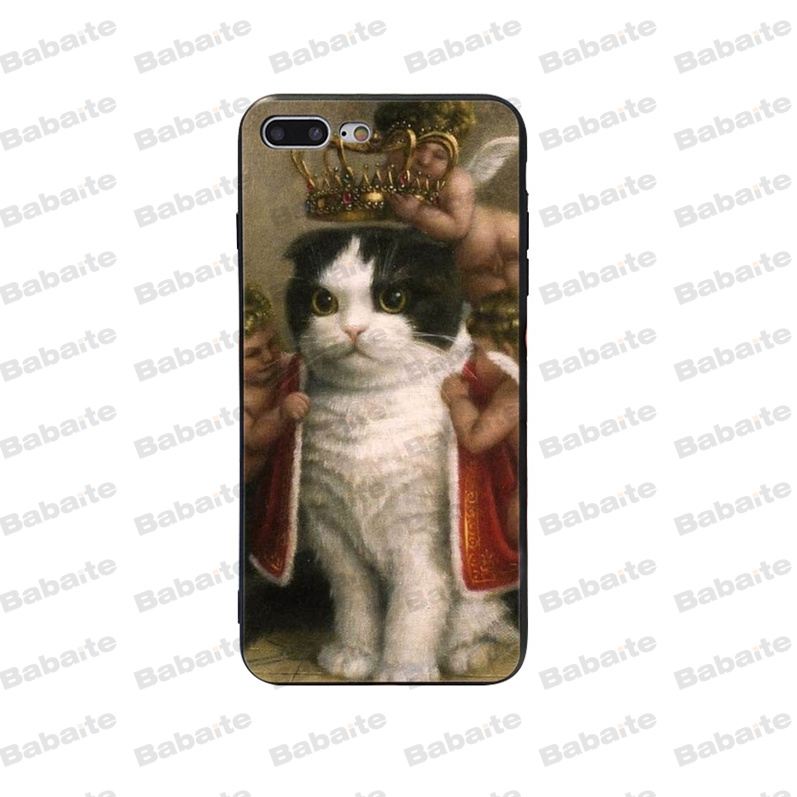 Funny Leonardo da Vinci Mona Lisa Pat Cat Art Aesthetics painting