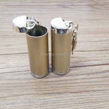 Fashion Mini Pocket Portable Smokeless Ashtray With Lids For Outdoor Gift For Friend Hot Sale(China)