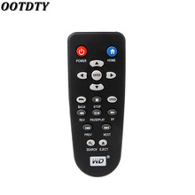 OOTDTY Remote Control Replace For WD WesternDigital TV HD Mini Live Plus Media Player(China)