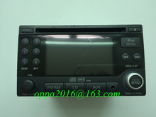 28185 ZT50B Matsushita CQ-JN2863VD for 2009-2012  Sentra IPOD Radio CD MP3 player AUX PY03F 28185-ZT50B