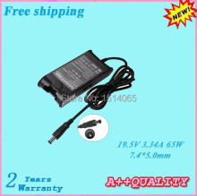 High quality 65W Laptop Adapter For Inspiron 300m 500m  505m  600m  630m  640m 700m For DELL 19.5V 3.34A Replacemnet Adapter