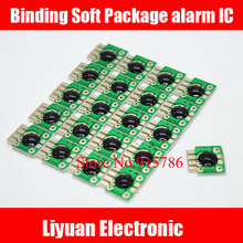 100pcs Binding Soft Package / 110 Alarm module / 119 alarm board / 120 chips alarm / three sound alarm IC