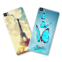 Grid Newest Painting Case For capa BQ Aquaris M5 Case breaking bad butterfly tiger Marilyn cover For funda BQ Aquaris M5+Gift