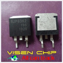 10pcs RJP63K2 TO-263 MOSFET(Metal Oxide Semiconductor Field Effect Transistor)