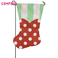 Garden Flag Indoor Outdoor Christmas Flag Banners Festival Party Holiday Decoration Christmas u70721