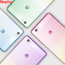 Nephy Phone Case For Huawei P8 P9 P10 Lite Plus P 8 9 10 Honor 8 P8Lite 2017 Mate 8 9 Mate8 Mate9 Cover TPU Silicon Ultrathin