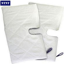 NTNT New 2 Pcs/Set Replacement Pads for Shark Pocket Steam Mop XLT3501 S3501 S3601 S3901
