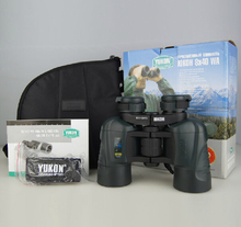 High image quality Yukon 22028 portable Binocular 8x40wa   prism binocular  Light weight  telescope