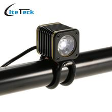 Bike Light 500 Lumen Bicycle LED Front Light Aluminum USB Charging Smart Cycling Bicycle Headlight Warning Light
