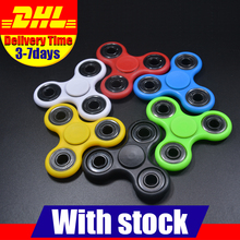 Buy 30 PSC DHL Wholesale Stock Hand Spinner Fidget Spinner Toy Plastic EDC Autism ADHD Anxiety Stress Relief Focus Toys Gift for $59.85 in AliExpress store