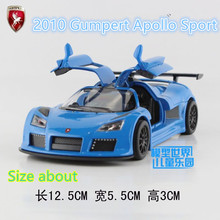 KINSMART Die Cast Metal Models/1:36 Scale/2010 Gumpert Apollo Sport toys/for children's gifts/for collections