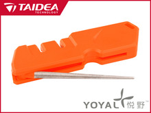 TAIDEA T1055TDC Multifunction Portable outdoor Knife Sharpener Folding Knife Grinder Slicker Serrated Blade Knife Sharpener
