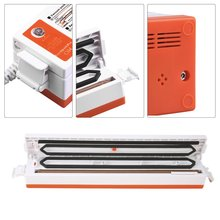 Storage Of Household Home Electric Vacuum Sealer Packaging Machine Films Sealer Vacuum Packer Included 15 Pcs Bags US/UK/EU Plug(China)