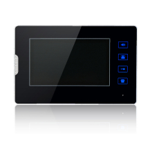 "FREE SHIPPING New 7"" LCD Color Touch Sensor Button Screen Video Door Phone Intercom System Unlock / Monitor / Intercom In Stock"