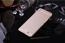 01 General Mobile Discovery air 5Color Alunminum Metal Frame Rim Bounding Box Cover Smart Mobile Cell Phone Cases