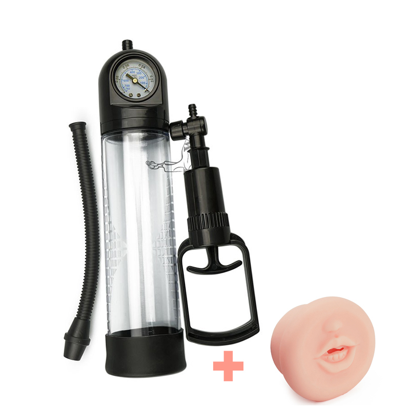 New Vacuum Pump Penis Enlargement Pumps,Penis Extender, Adult Products sex products for men penis Cock pro extender sex toys 30%<br>