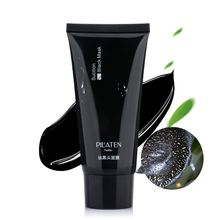 PILATEN Blackhead Removal Face Mask Deep Cleansing Mud Black Mask Acne Treatments Mask Blackhead Facial Mask Drop shipping(China)