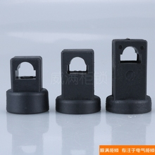 Power full cabinet lock fixed parts network switch control cabinet door lock accessories power cabinet accessories