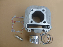 Motorcycle Cylinder Kits With Piston And Pin for JS250 XV250 ATV250 ATV