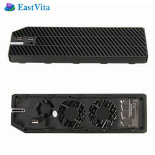 EastVita High Quality USB Clip on Intercooler Cooling Cooler Fan Device Exhauster for Microsoft Xbox One with Dual USB  SEFS035