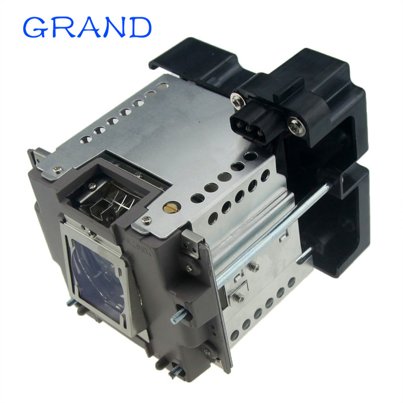 Replacement Projector bare Lamp VLT-XD8000LP/915D116O14 For GX8100 GX9100 GW8500 XD8100U XD8200U GU8800 With Housing HAPPY BATE<br>